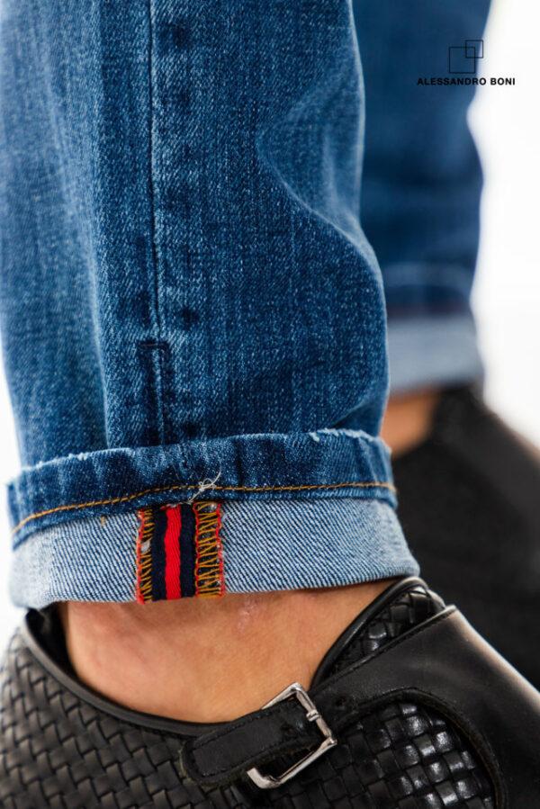 Pantalone jeans tasca filo (2)
