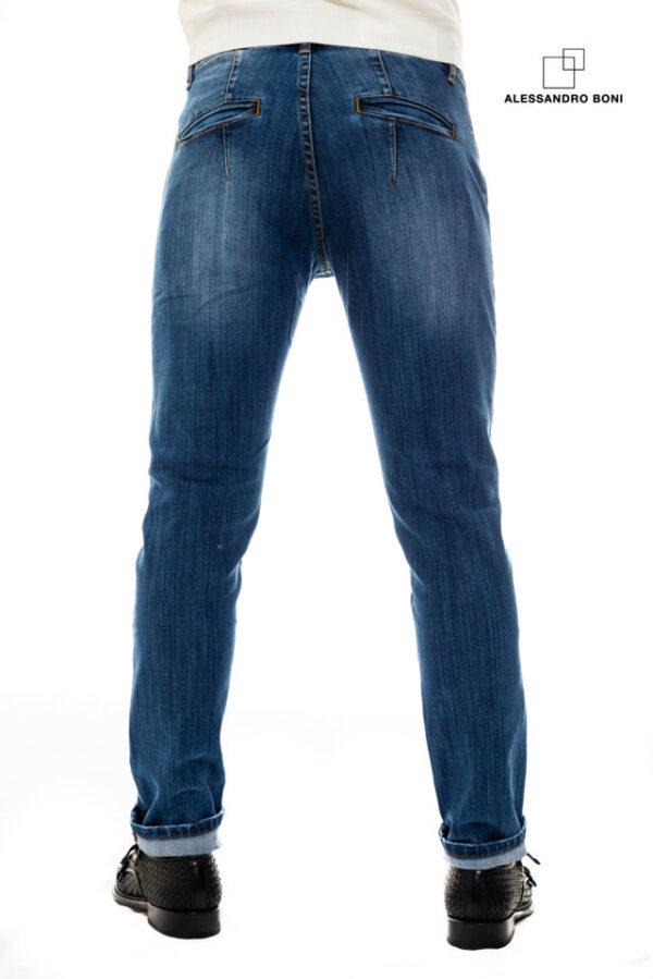 Pantalone jeans tasca filo (3)