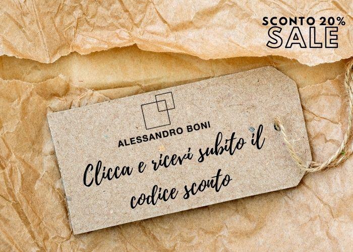 Alessandro Boni Camiceria up to 50% off!
